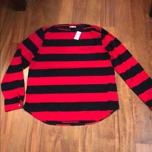 Gap size M blouse NWT